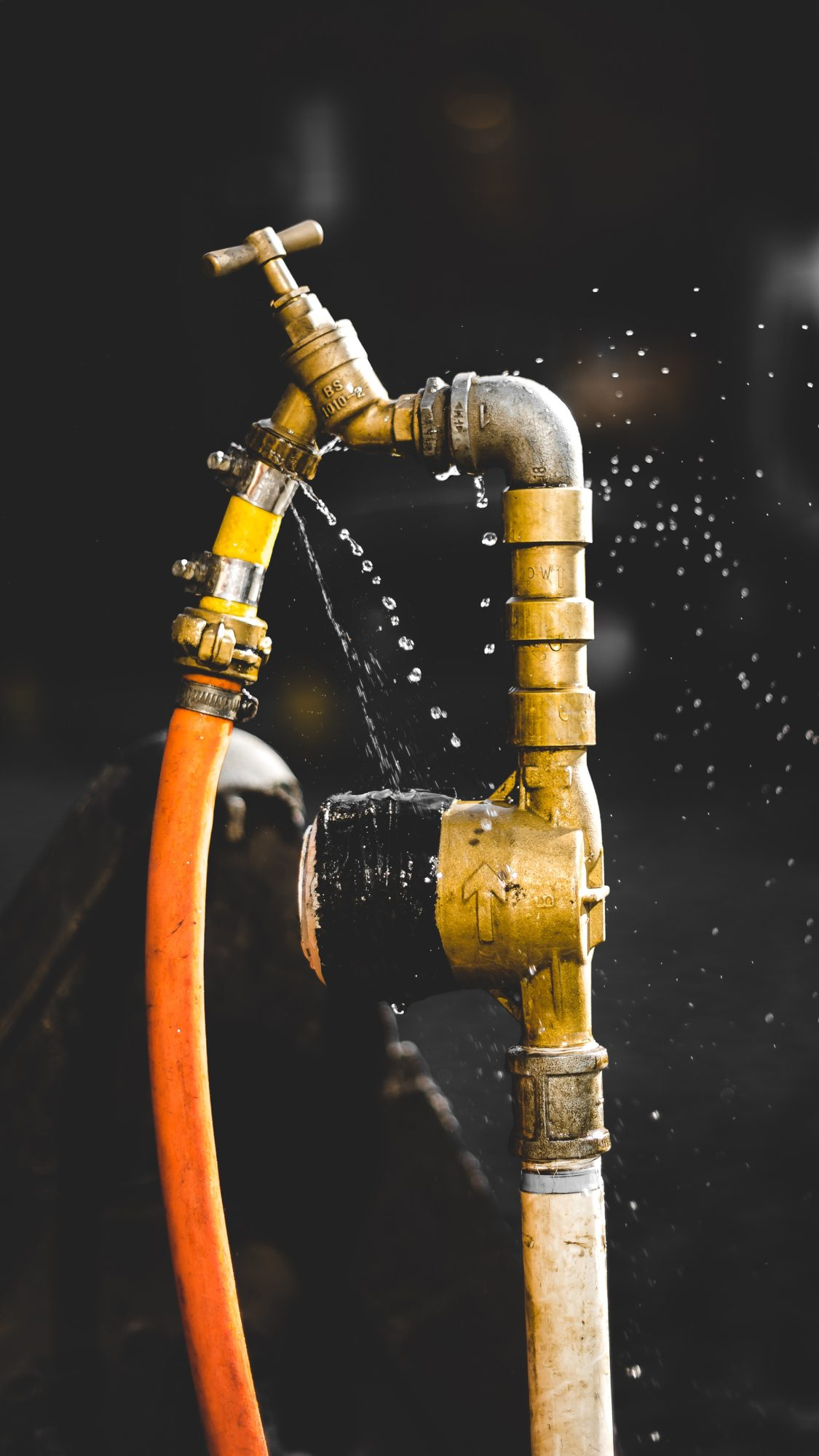 Can you stop a plumbing leak before it happens?